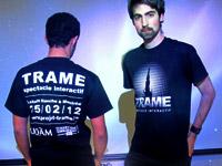 T-Shirt TRAME